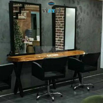 Hairdresser Mirror Station VYP-D8